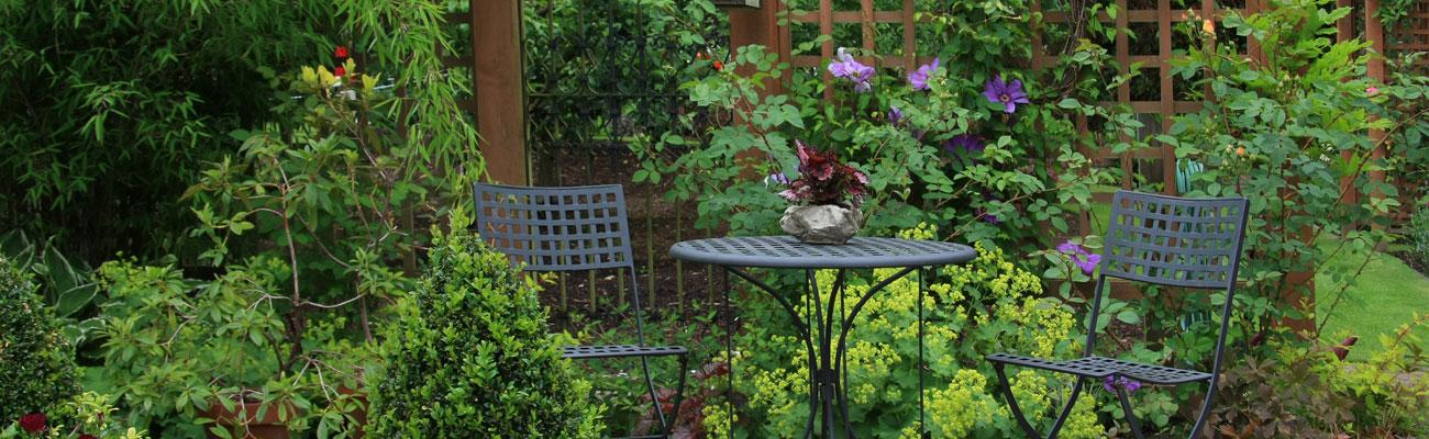 Inspirációk aluminium kerti bútorokhoz